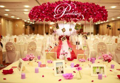 6 Lưu ý khi tổ chức tiệc cưới