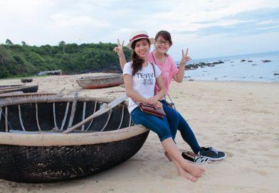 Anbum ngoại cảnh biển rạng Núi Thành Quảng Nam